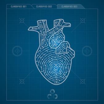 Diagramme de coeur