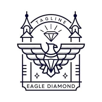Diamant aigle