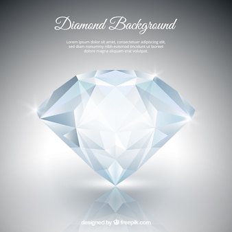 Diamant fond