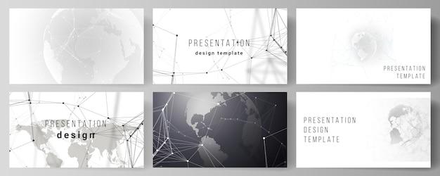 Diapositives de présentation