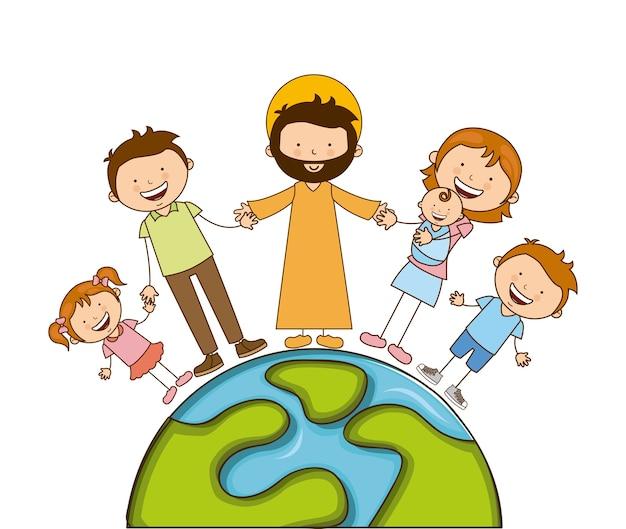 Dieu et la conception de la famille