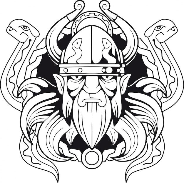 Dieu scandinave loki