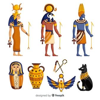 Dieux et symboles de l'egypte