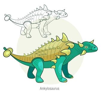 Dinosaureankylosaurus