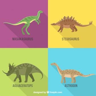 Dinosaures fierce