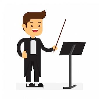 Directeur d'orchestre