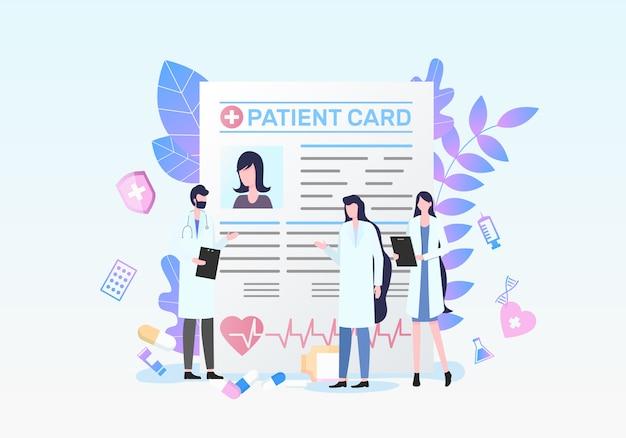 Discussion sur le diagnostic médical infirmière