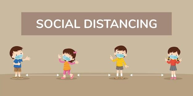 Distance sociale
