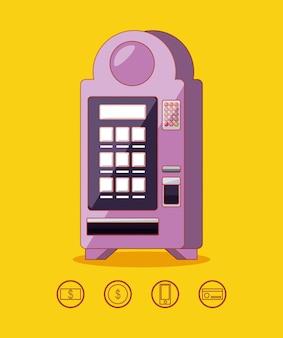 Distributeur électronique