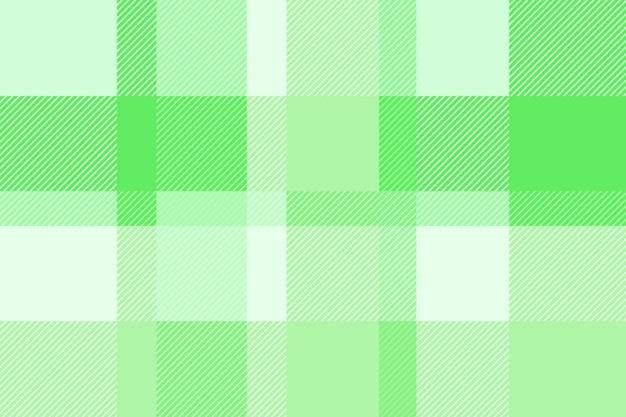Diverses nuances de vert dans une belle illustration