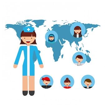 Diversité des cultures du monde
