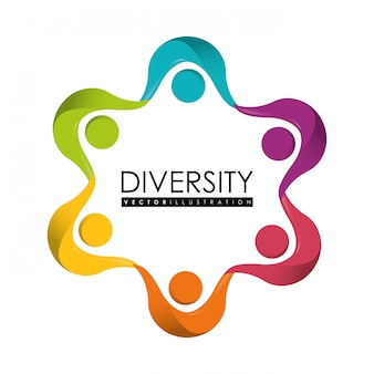 La diversité des gens conçoivent