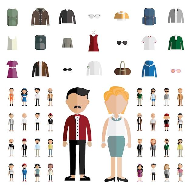 Diversité de la race humaine