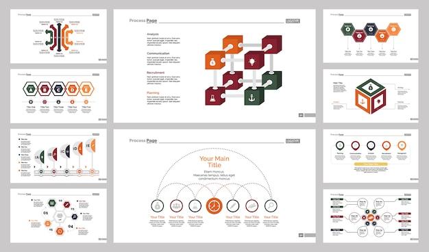 Dix modèles de diapositives bancaires