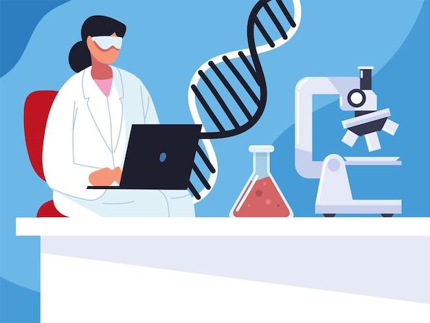 Docteur en médecine génétique