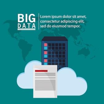 Document d'informations sur le cloud big data