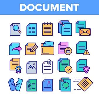 Documents numériques, informatiques