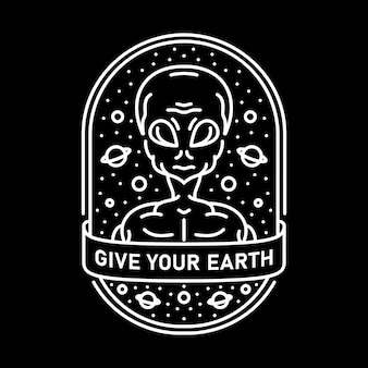 Donnez votre terre