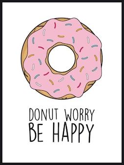 Donut inquiet