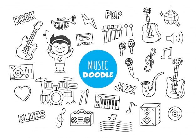 Doodle de musique