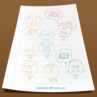 Doodles enfants pack