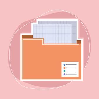 Dossier et fichier office