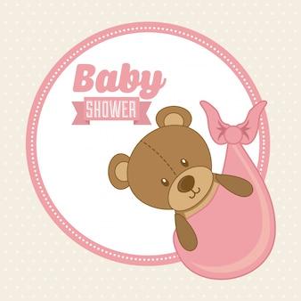 Douche de bébé