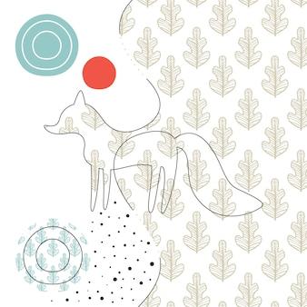 Doux renard