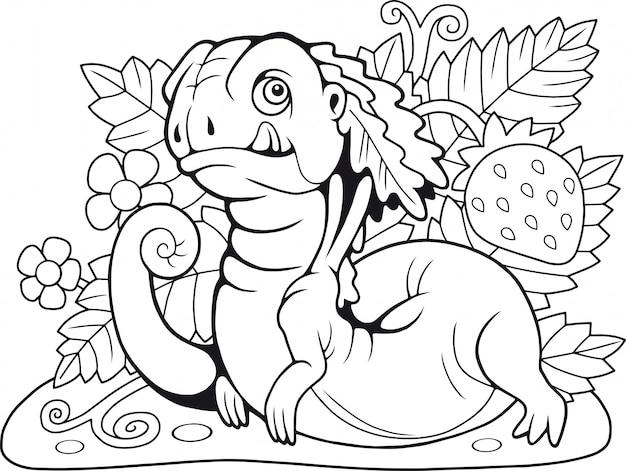 Dragon de baies,