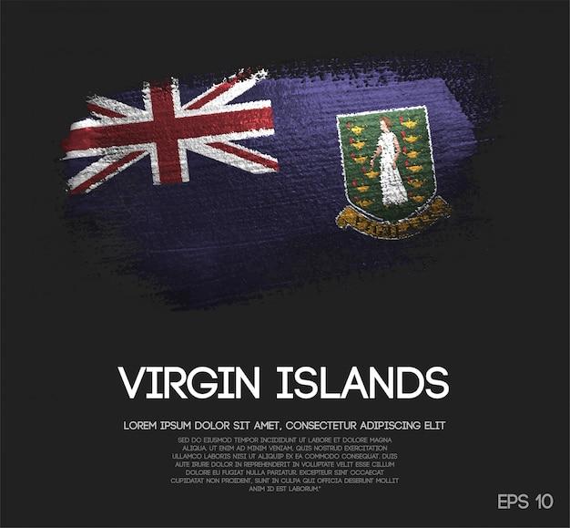 Drapeau des îles vierges britanniques