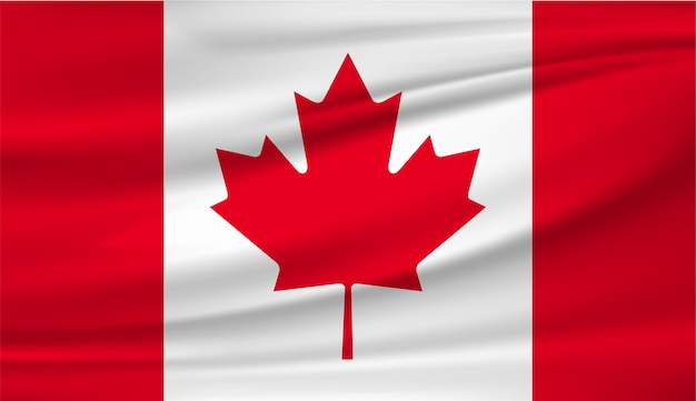 Drapeau national du canada