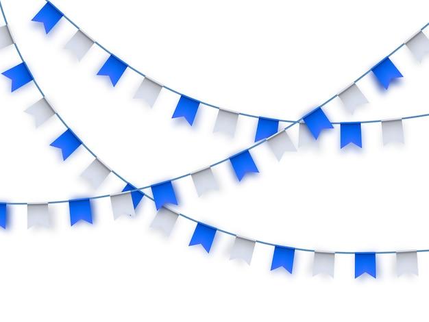 Drapeaux banderoles