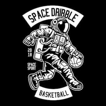 Dribbler l'espace