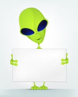 Drôle alien