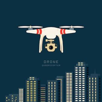 Drone aérien à distance