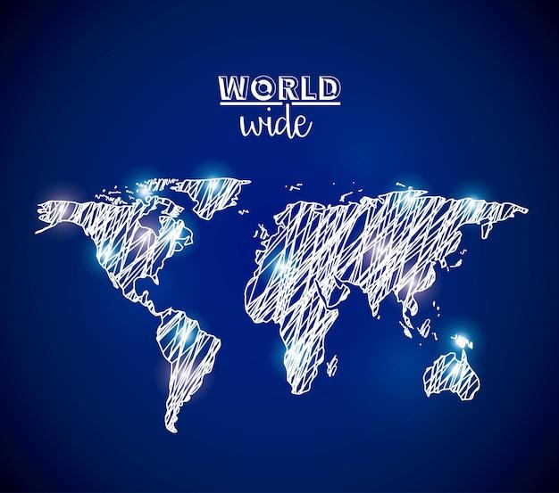 À l'échelle mondiale