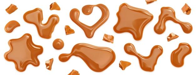 Éclaboussure de chocolat