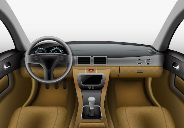Éclairage intérieur de voiture