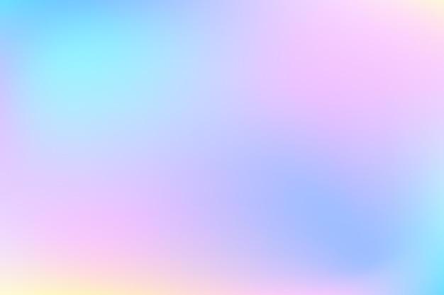 Éclaircir la maille bleue rose floue motif dégradé multicolore lisse toile de fond de style aquarelle moderne