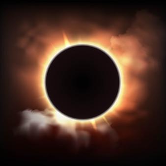 Eclipse totale de soleil