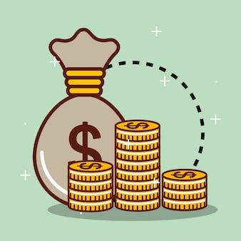 Économie d'argent