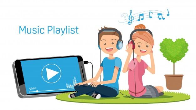 Écouter de la musique grâce au multimédia