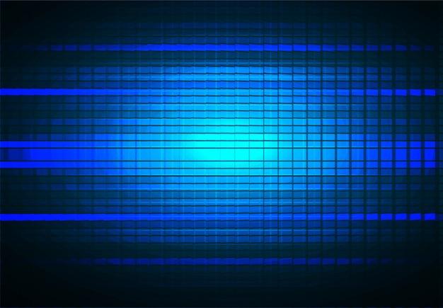 Écran de cinéma à led pour la présentation de films. fond de technologie abstraite légère