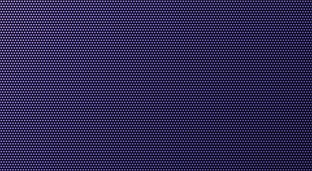 Ecran led. écran lcd. fond de télévision texturé en pixels. affichage numérique. effet diode électronique.
