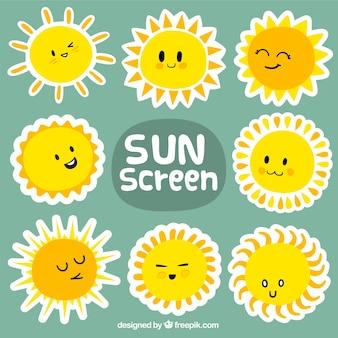 Écran solaire