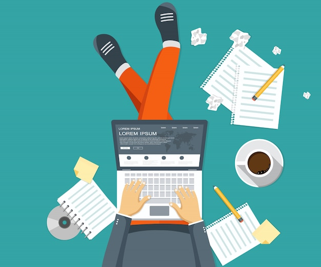 Ecrire une histoire ou une chronique pour un journal ou un magazine