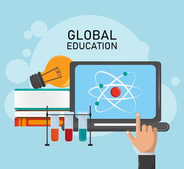 éducation à distance globale