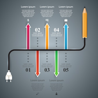 Education infographique