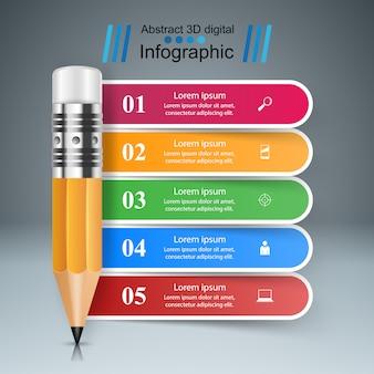 Education infographique