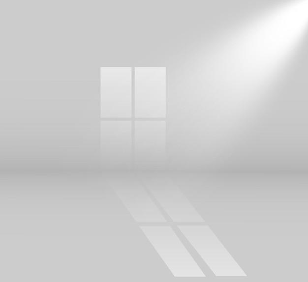 Effet d'ombre de fenêtre